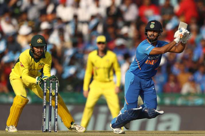 India Tv - Rishabh Pant failed to grab his chances in the middle-order in the last 2 ODIs