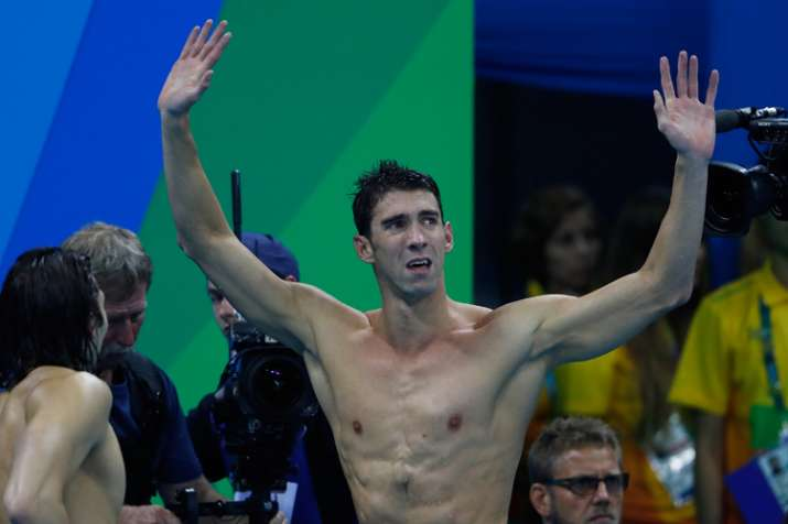 There is no coming back now: Michael Phelps