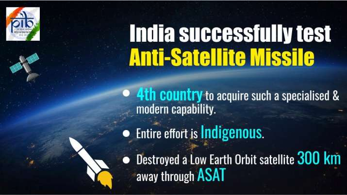 A giant leap for India in her space aspirations