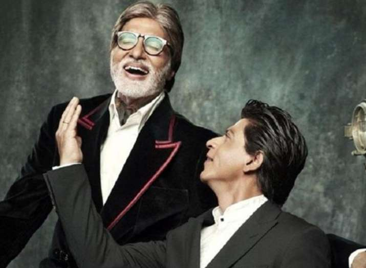 Badla Unplugged Ep 1: Shah Rukh Khan's fan moment with Amitabh Bachchan, gets poster signed