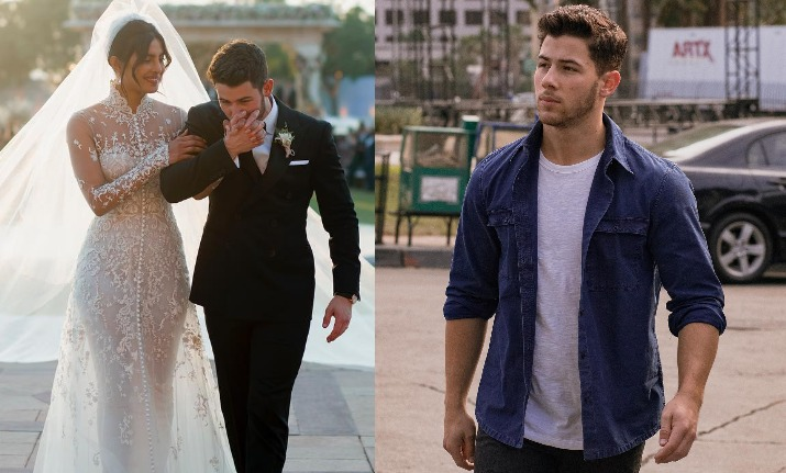 nick jonas fed up of wedding ceremonies with priyanka chopra