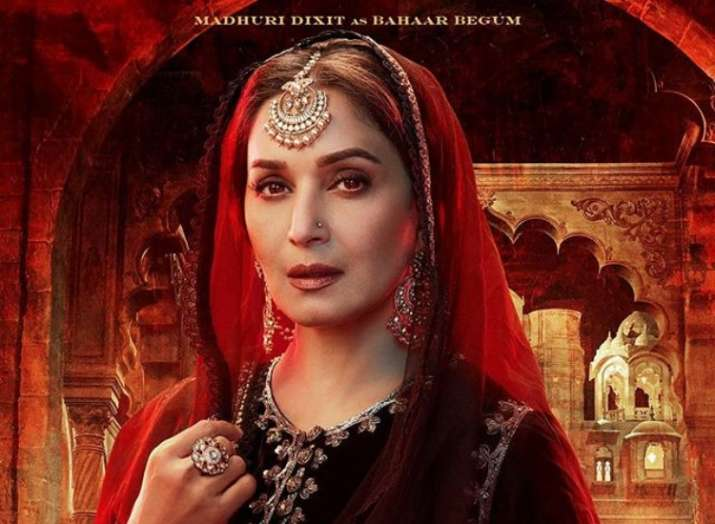 Madhuri Dixit dance song in Kalank