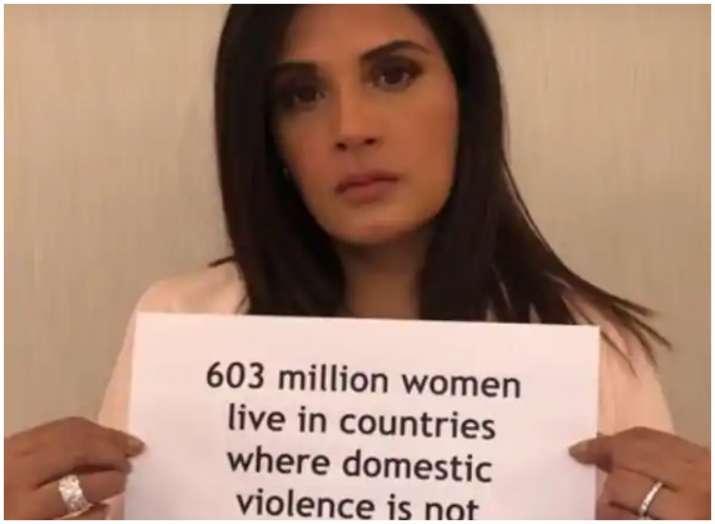 Global Feminism: Richa Chadha stars with Ed Sheeran, Dua