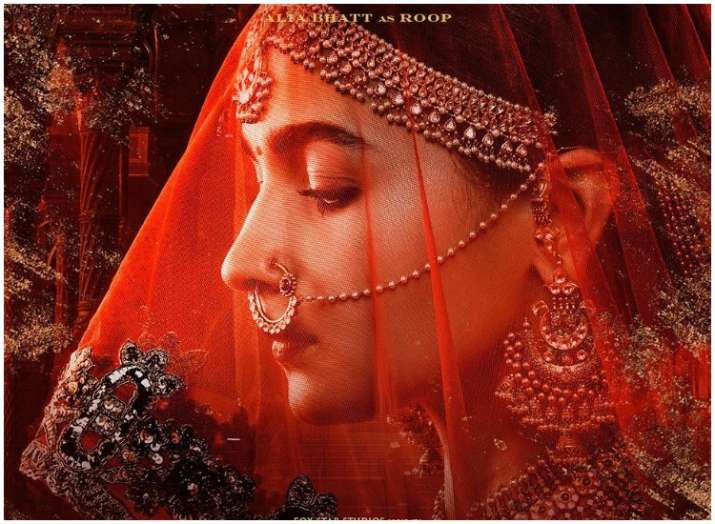 Kalank new character poster: Karan Johar unveils Alia