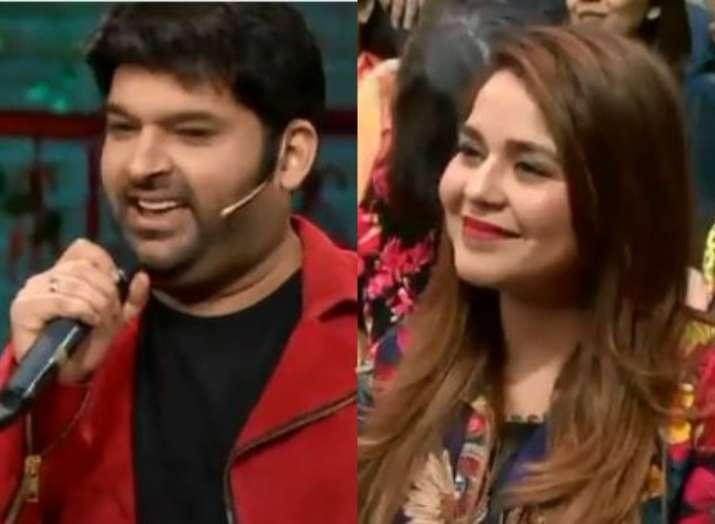 Kapil Sharma sings romantic song for wife Ginni Chatrath on Kapil Sharma Show