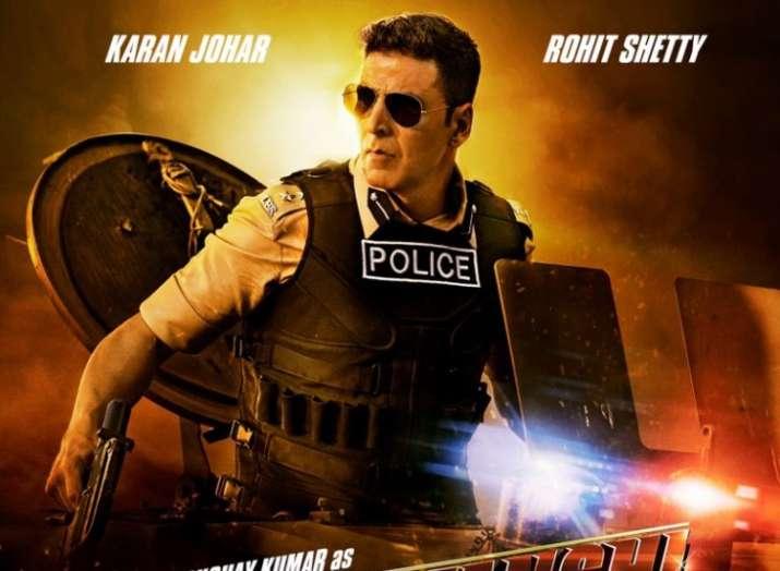 Sooryavanshi First Look: Akshay Kumar's 'fire-packed' cop avatar will blow away your mind