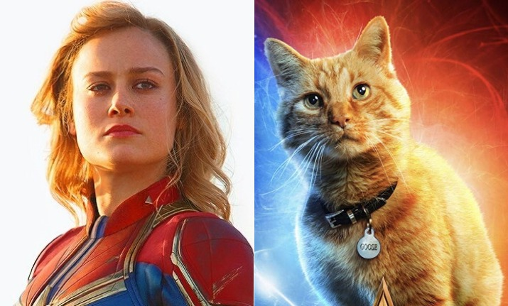 Captain Marvel After watching this Brie Larson film, fans