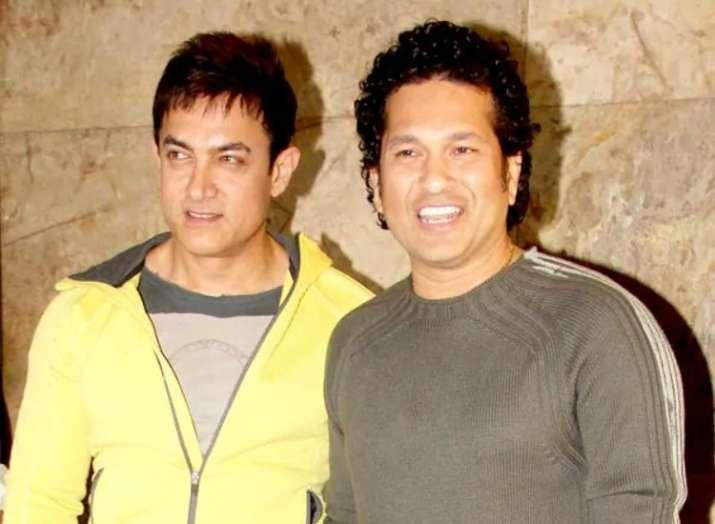 Aamir Khan and Sachin Tendulkar's filmy Twitter exchange