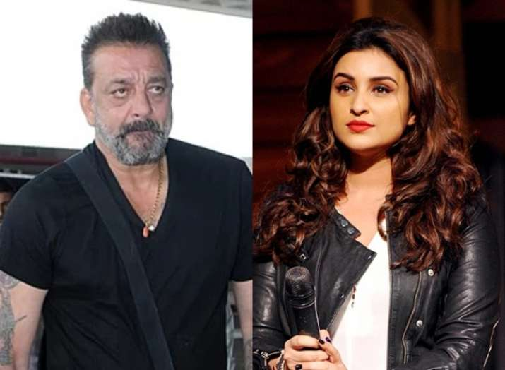 Sanjay Dutt, Parineeti Chopra, Sonakshi Sinha and others board 'Bhuj: The Pride Of India'