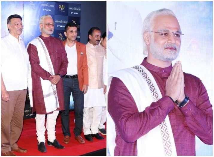 PM Narendra Biopic Trailer launch