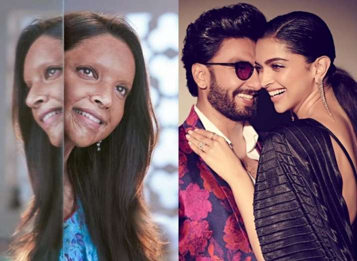 Ranveer Singh, Priyanka Chopra, Varun Dhawan and others laud Deepika Padukone's first look