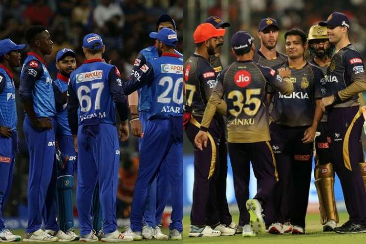 Match predictions and probable playing XIs of Delhi Capitals vs Kolkata Knight Riders