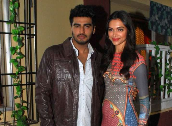 Arjun Kapoor's comments on Deepika Padukone's pictures from Madame Tussauds will leave you in splits