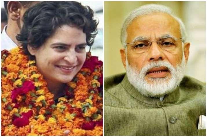 PM Modi says dynastic politics destroyed India's institutions, Priyanka Gandhi hits back