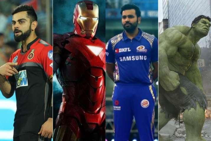 IPL 2019, Avengers