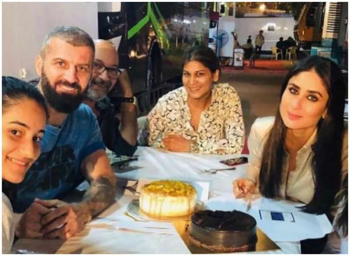 Kareena Kapoor Khan's latest picture from the sets of Good