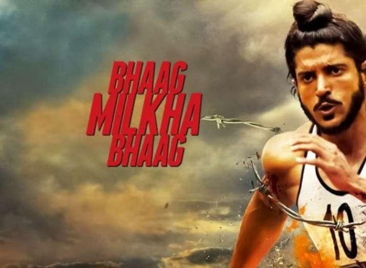 India Tv - Bhaag Milkha Bhaag Biopics in Bollywood