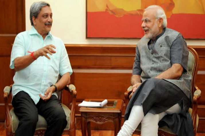 Manohar Parrikar passes away