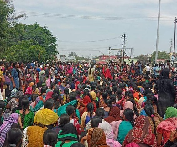 Pollachi rape and abuse case: Thousands march on streets as