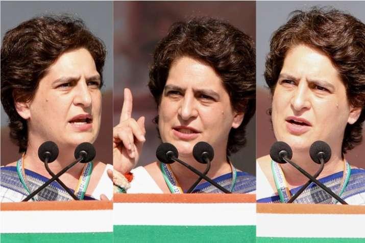Priyanka Gandhi raises the poll heat on Modi's home turf
