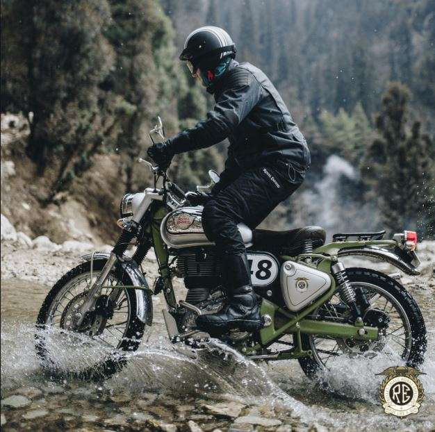 India Tv - Royal Enfield Bullet Trials 350 and Bullet Trials 500