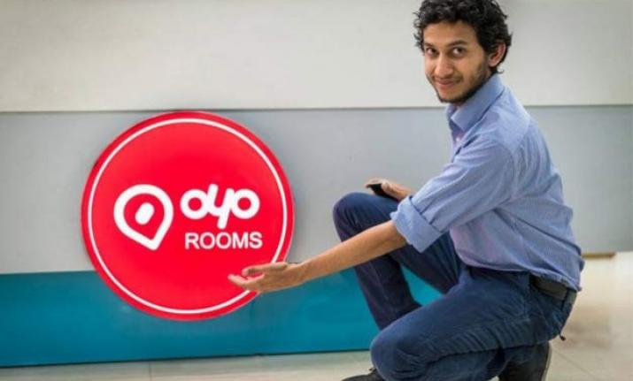 Founder and Group CEO of OYO Ritesh Agarwal