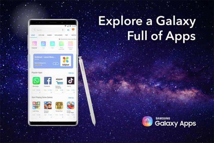 Samsung 'Make For India' Galaxy Apps Store launched for Indian