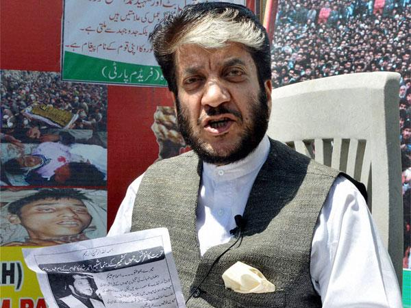 Seperatistleader Shabir Shah