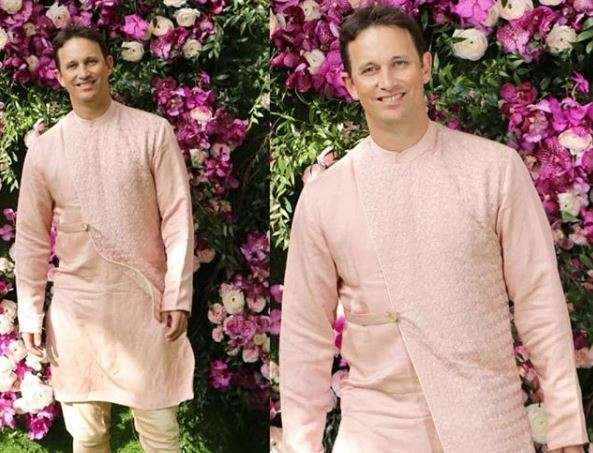 India Tv - Akash Ambani and Shloka Mehta wedding 2019: New Zealand cricketer Shane Bond