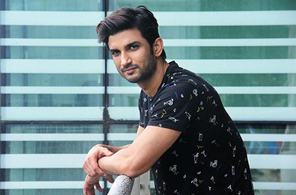Chhichhore: Sushant Singh Rajput bonds with co-star Tushar