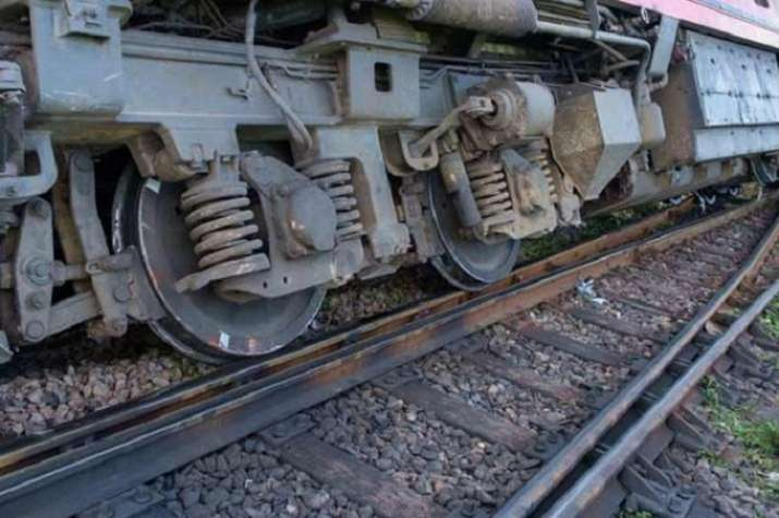 Himalayan Queen derailed inPanipat