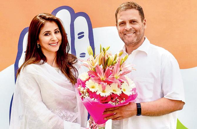 Image result for urmila matondkar congress