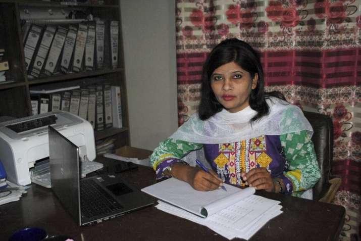 Krishna Kumari Kohli, Pak's first female senator