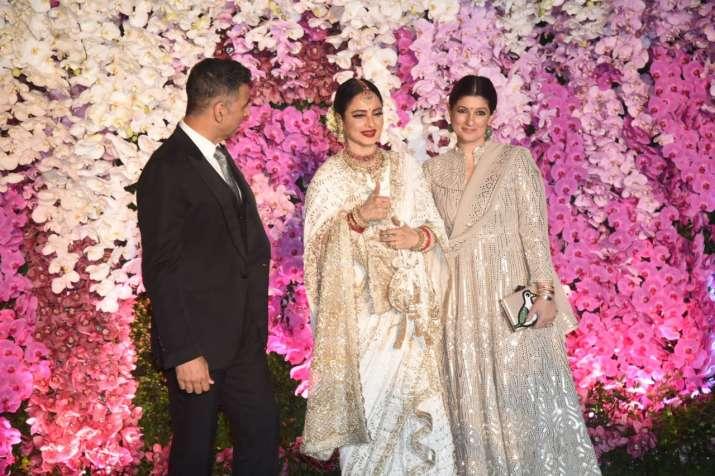 India Tv - Akash Ambani-Shloka Mehta Wedding Reception