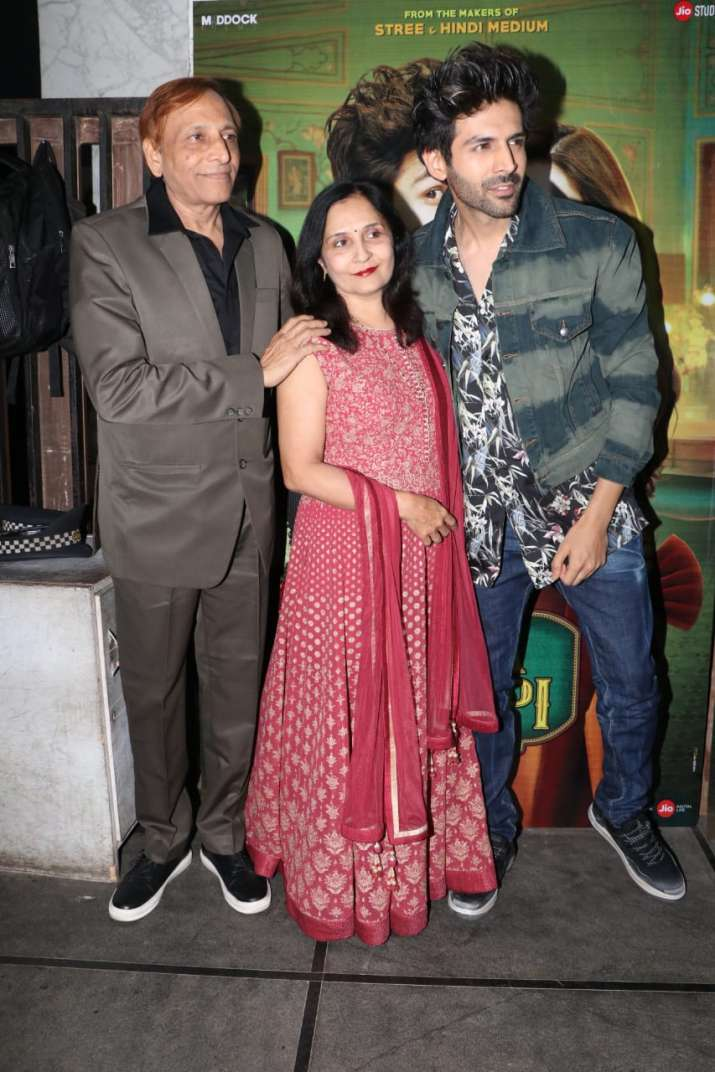 India Tv - Luka Chuppi Success Party
