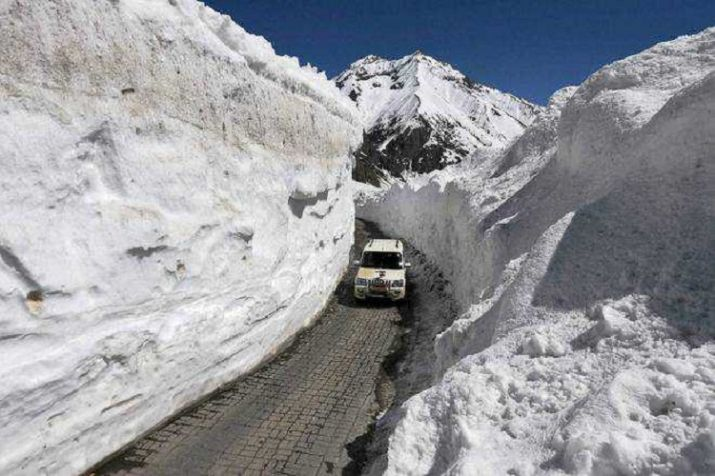 India Tv - Zojila Tunnel, Jammu & Kashmir