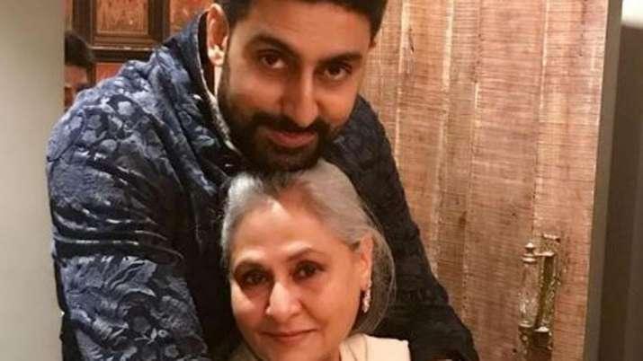 Abhishek Bachchan on jaya bachchan birthday
