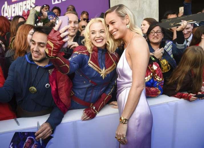 India Tv - Avengers: Endgame premiere