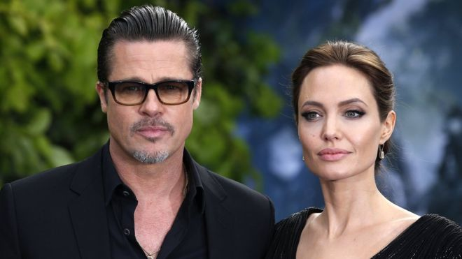 Brad Pitt and Angelina Jolie now officially single