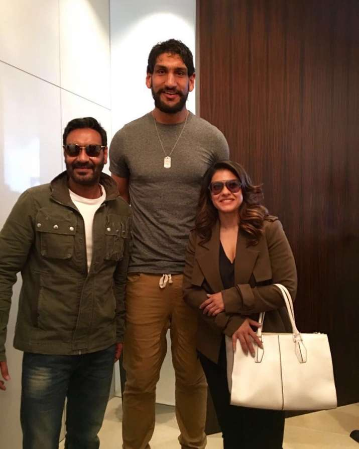 India Tv - Other than being a good actor, Ajay Devgn rules when it comes to wit and sarcasm. He captioned this picture saying