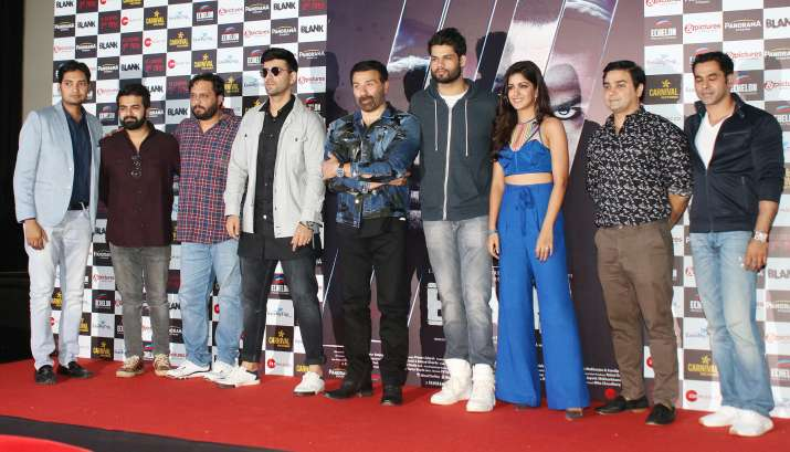 India Tv - Blank Trailer Launch