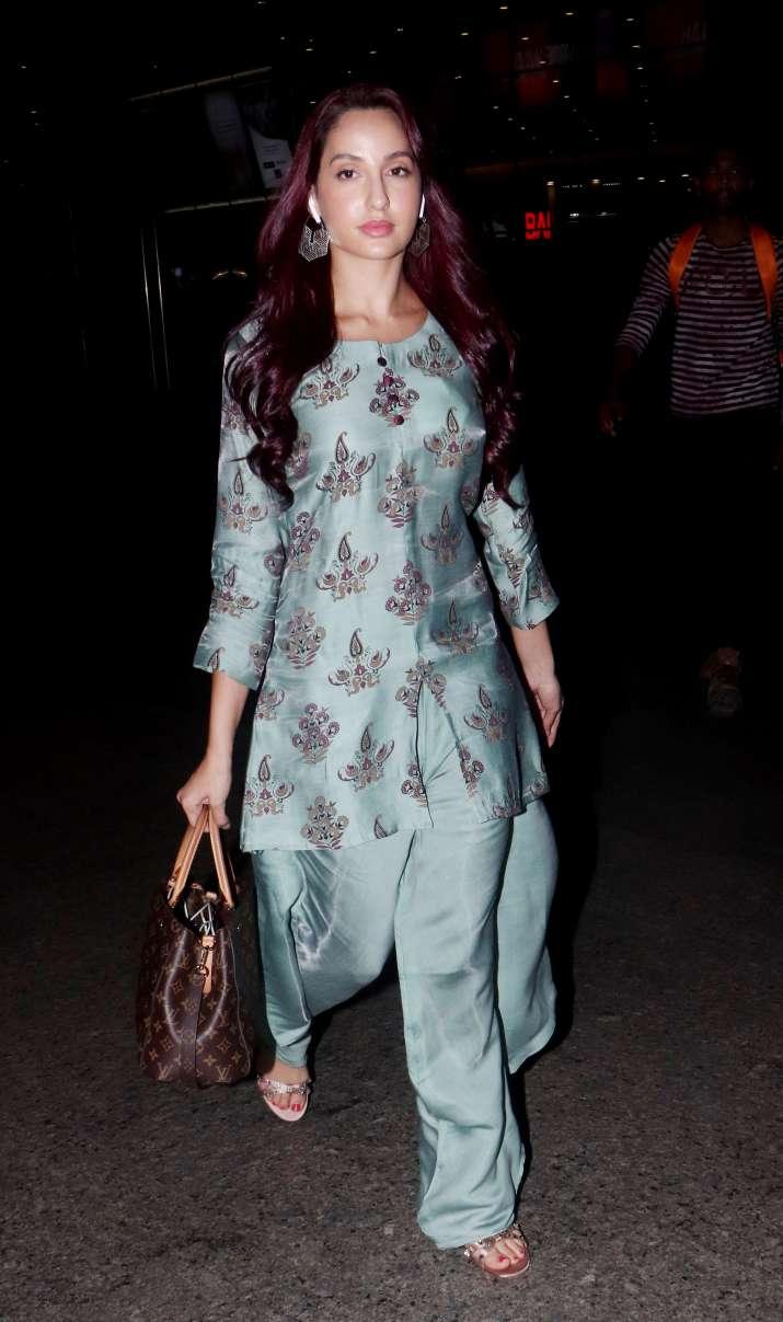 India Tv - alia bhatt sara ali khan nora fatehi in salwar suit