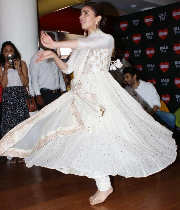 India Tv - Kalank promotions