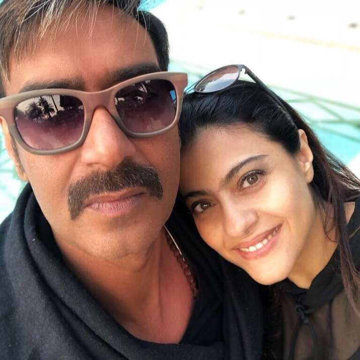 India Tv - They were last seen together on the big screen in U Me Aur Hum and it is said that Kajol will do a cameo in Ajay's upcoming period drama Taanaji