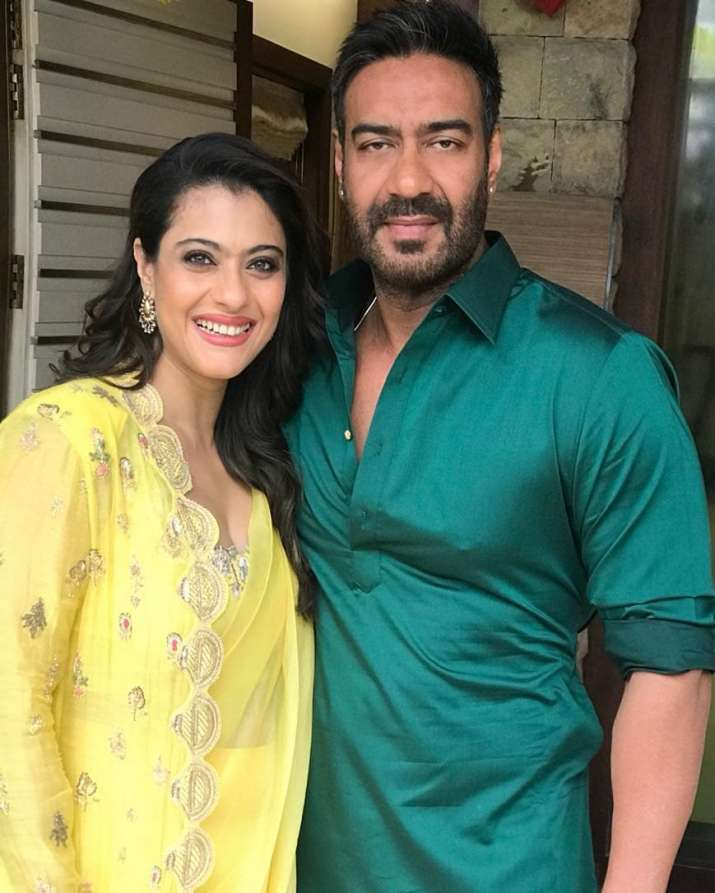 India Tv - Both Ajay Devgn and Kajol are complete family people and love to spend time at home with their kids rather than going out for parties