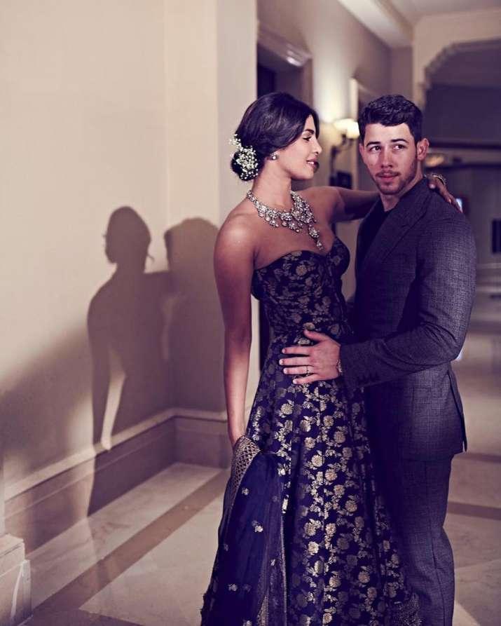 India Tv - Priyanka Chopra and Nick