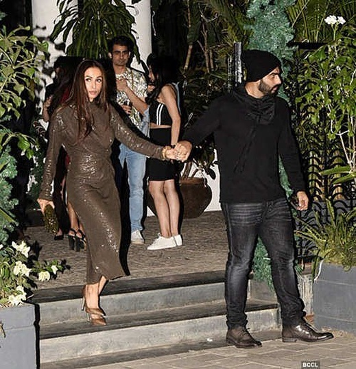 India Tv - Arjun Kapoor finally admits that Malaika Arora is special for him