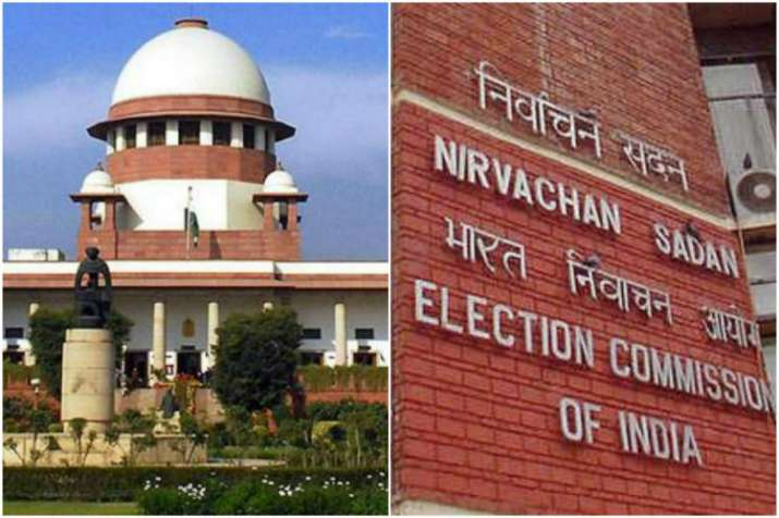 Supreme Court of India and Election Commission of India-