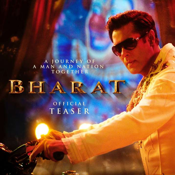 India Tv - Bharat new poster