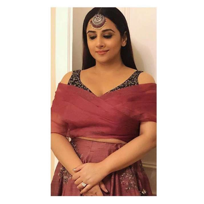 India Tv - Vidya Balan spoke about body shaming and gaining weight.